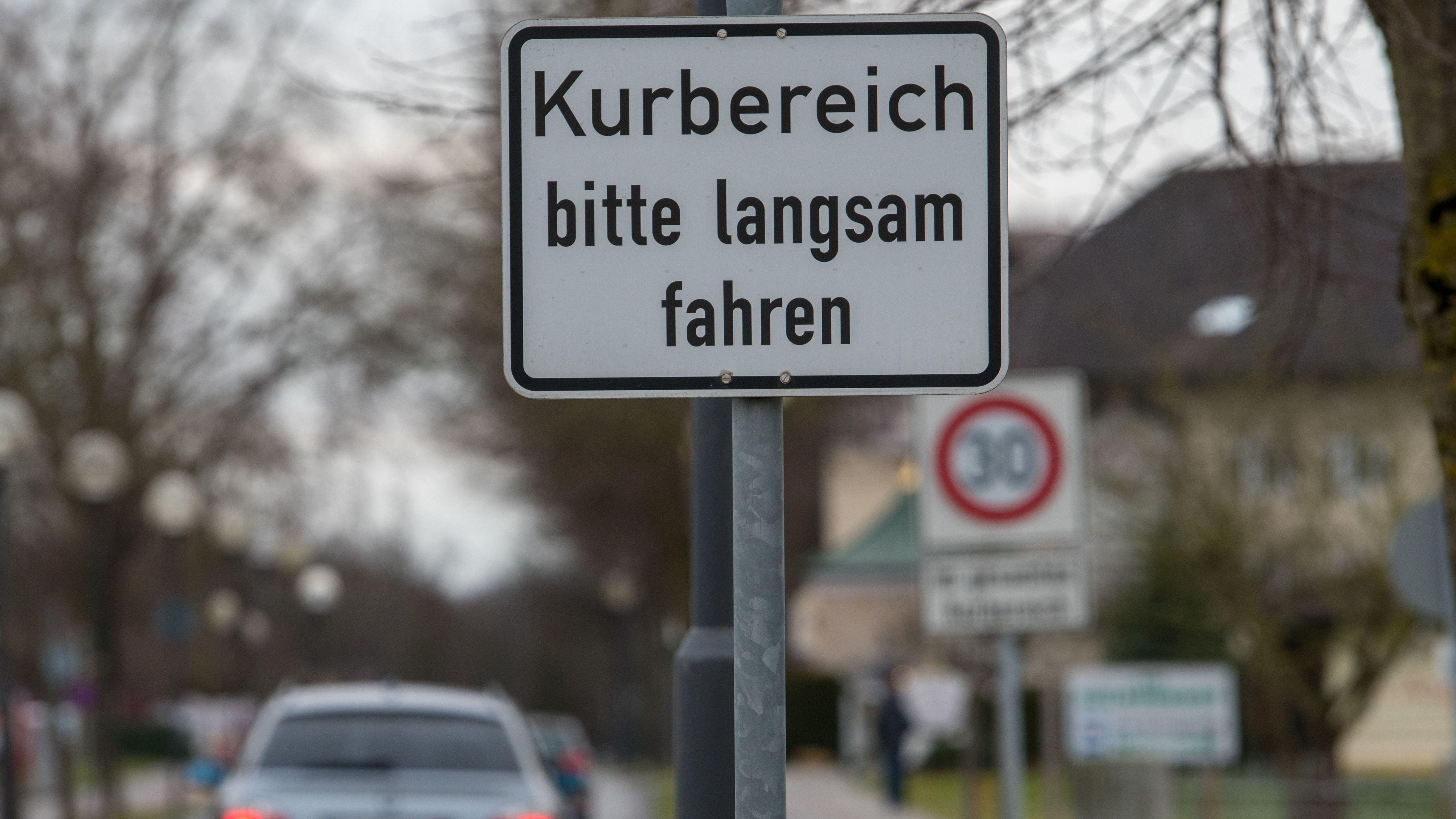 Schild in Bad Füssing