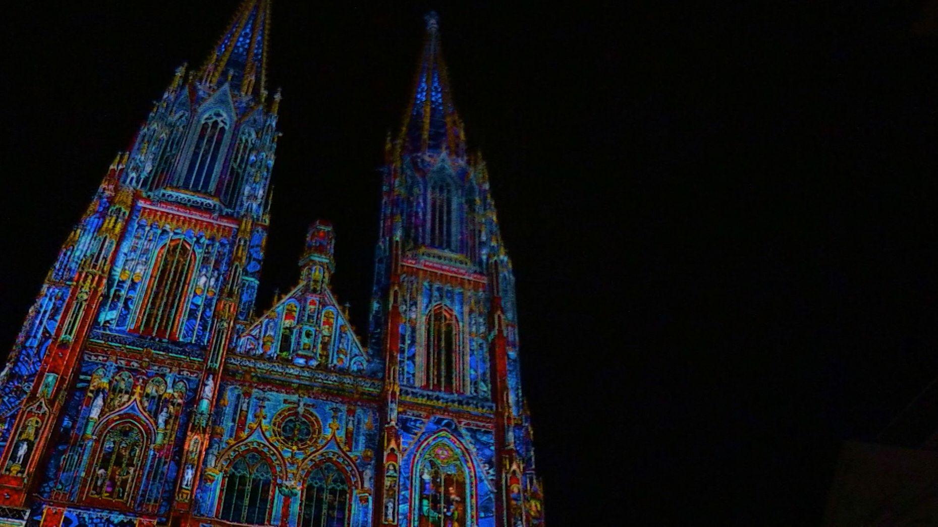 Vor 150 Jahren sind die Türme des Regensburger Doms fertiggestellt worden. Dieses Jubiläum feiert die Stadt in dieser Woche.