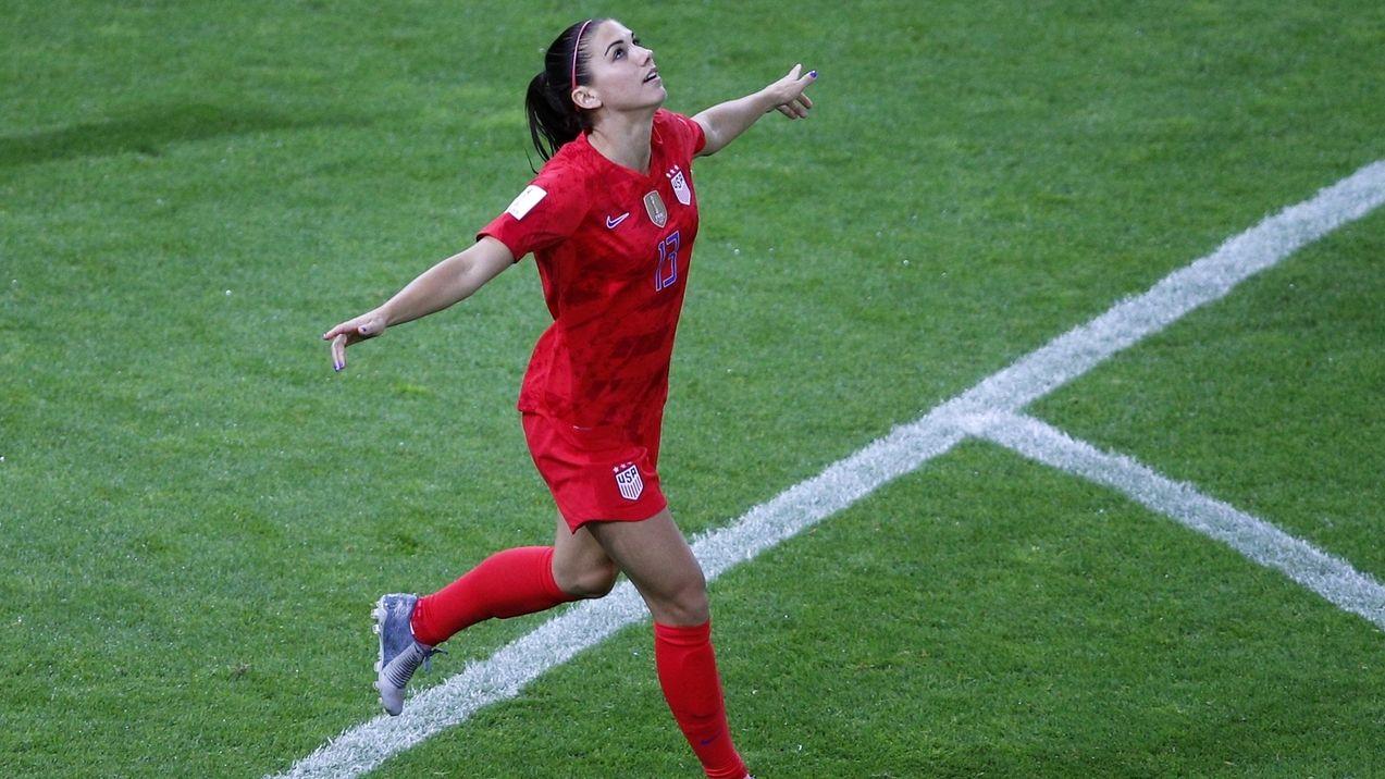 Frauenfußball-WM - USA - Thailand