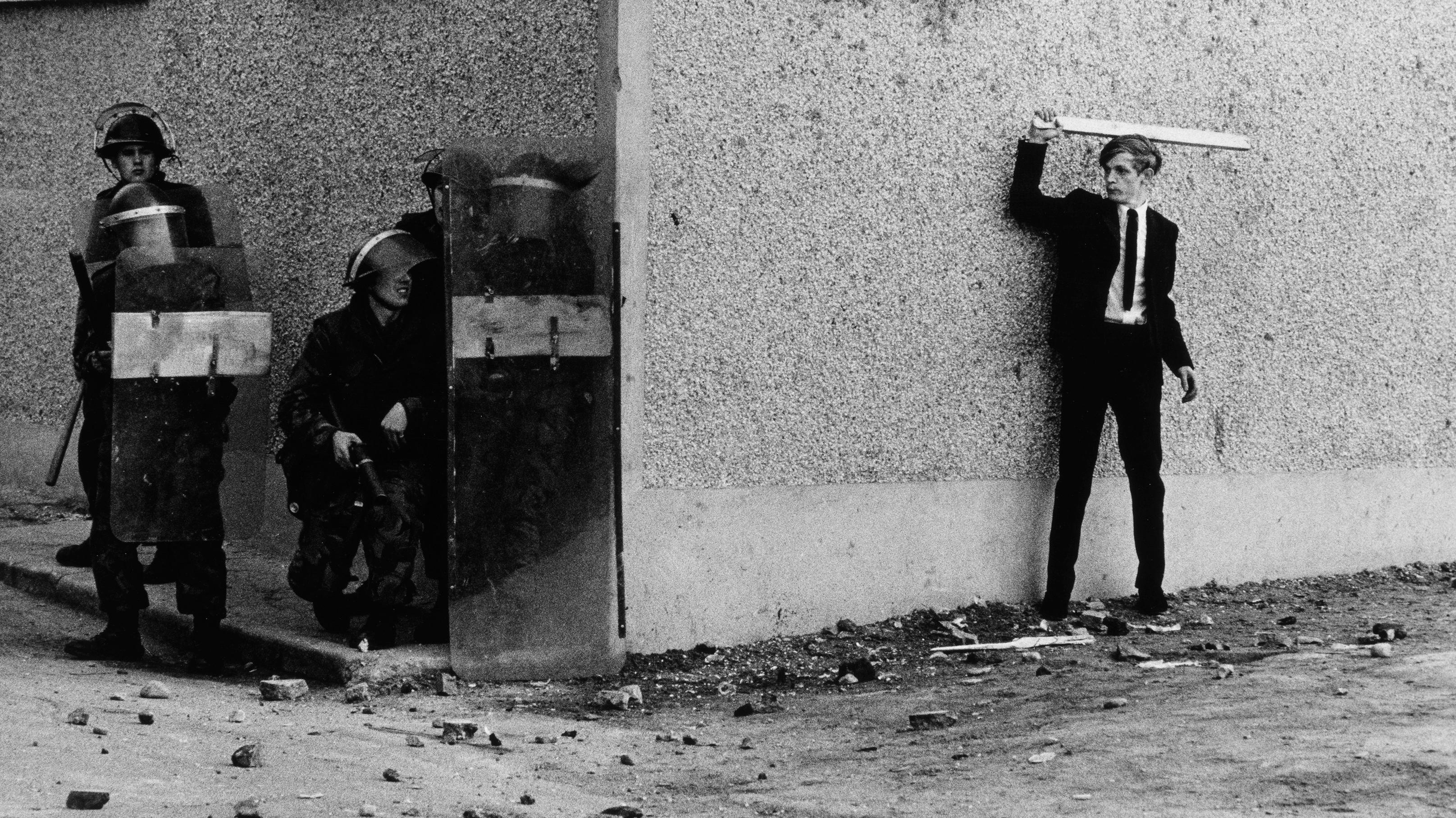 Bürgerkrieg in Nordirland