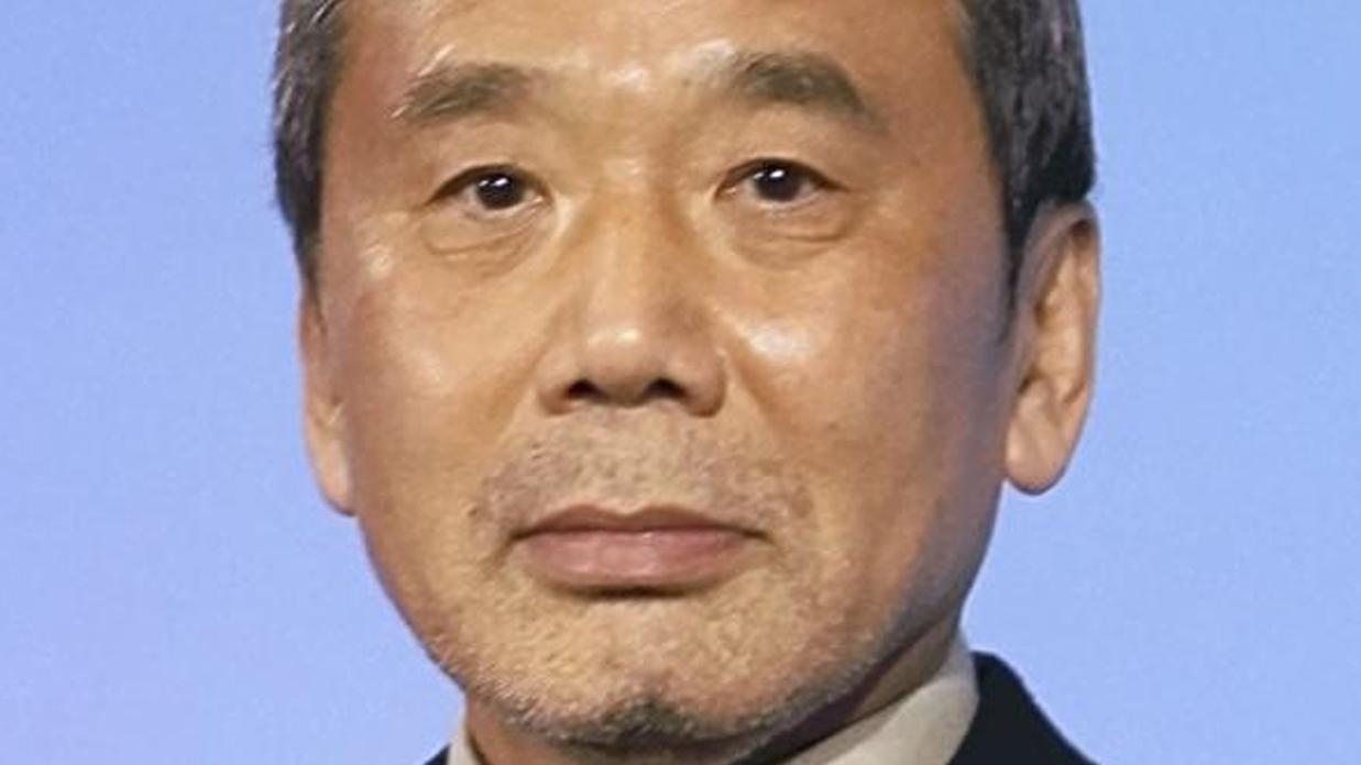 Bestsellerautor Haruki Murakami