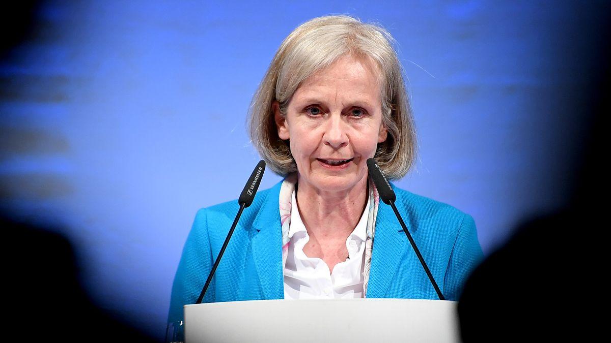 Ursula Münch, Direktorin der Akademie für Politische Bildung in Tutzing.
