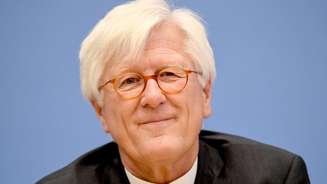 Der Bayerische Landesbischof Heinrich Bedford-Strohm