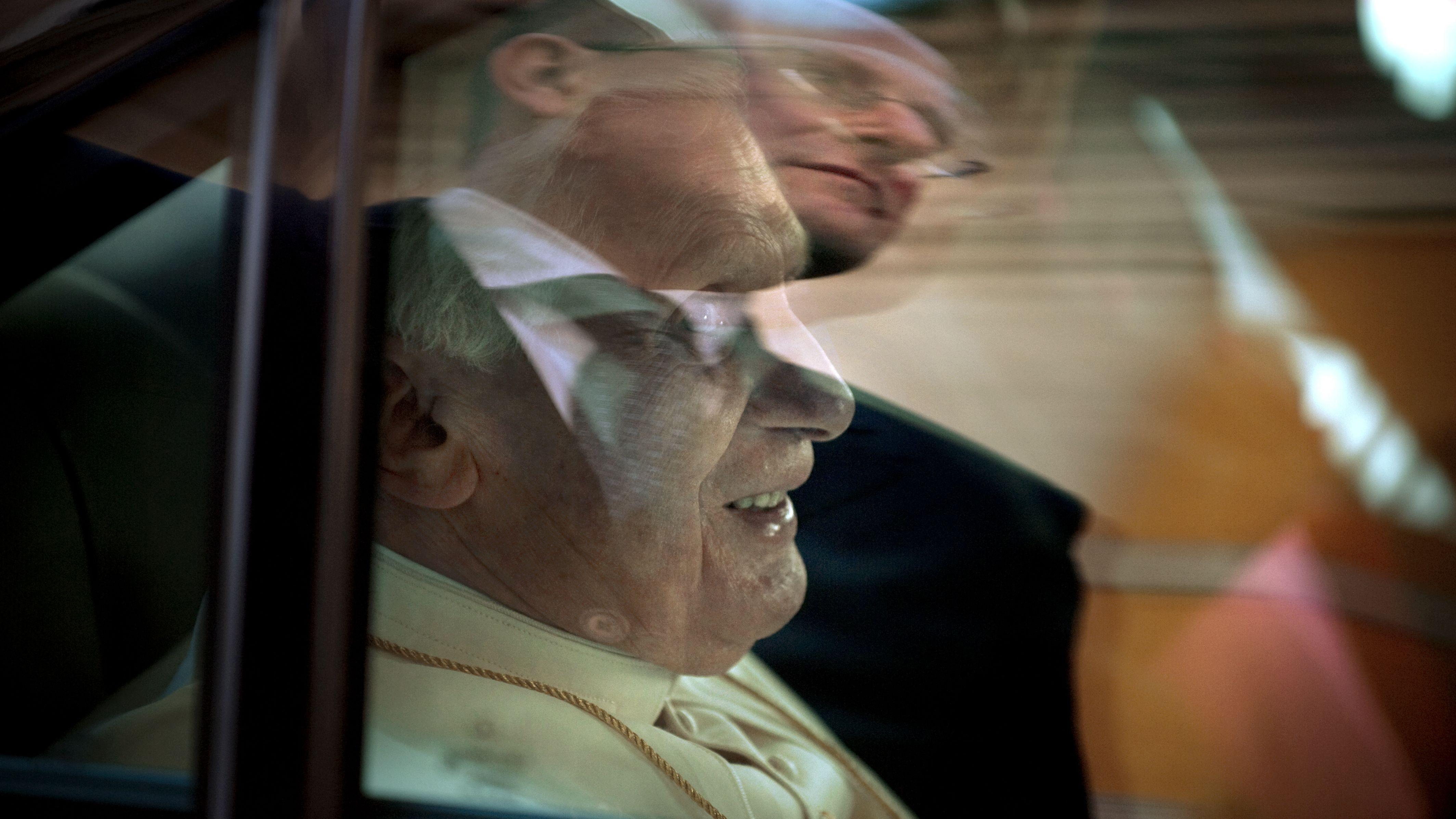 """Papst Benedikt XVI. steht im Zentrum der Kino-Dokumentation """"Verteidiger des Glaubens""""."""