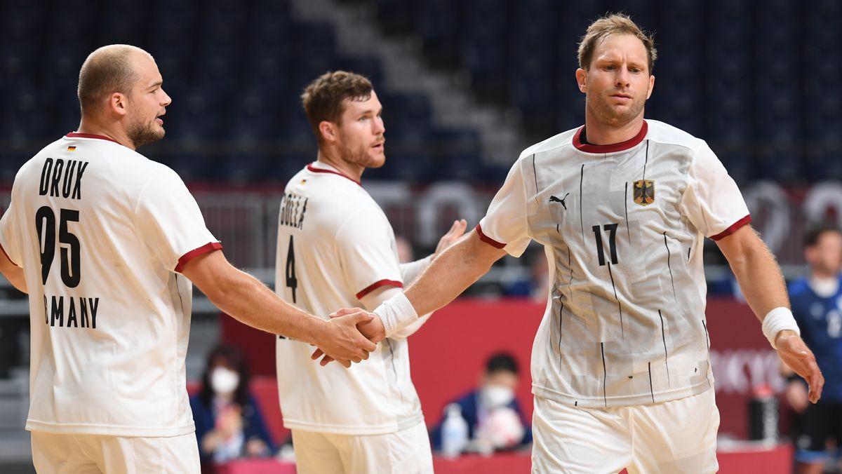 Die deutsche Handball-Nationalmannschaft