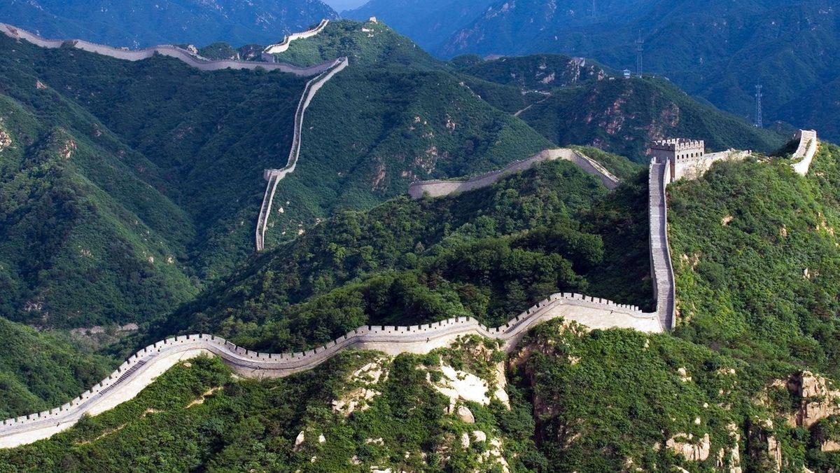 Chinesische Mauer wegen Coronavirus gesperrt
