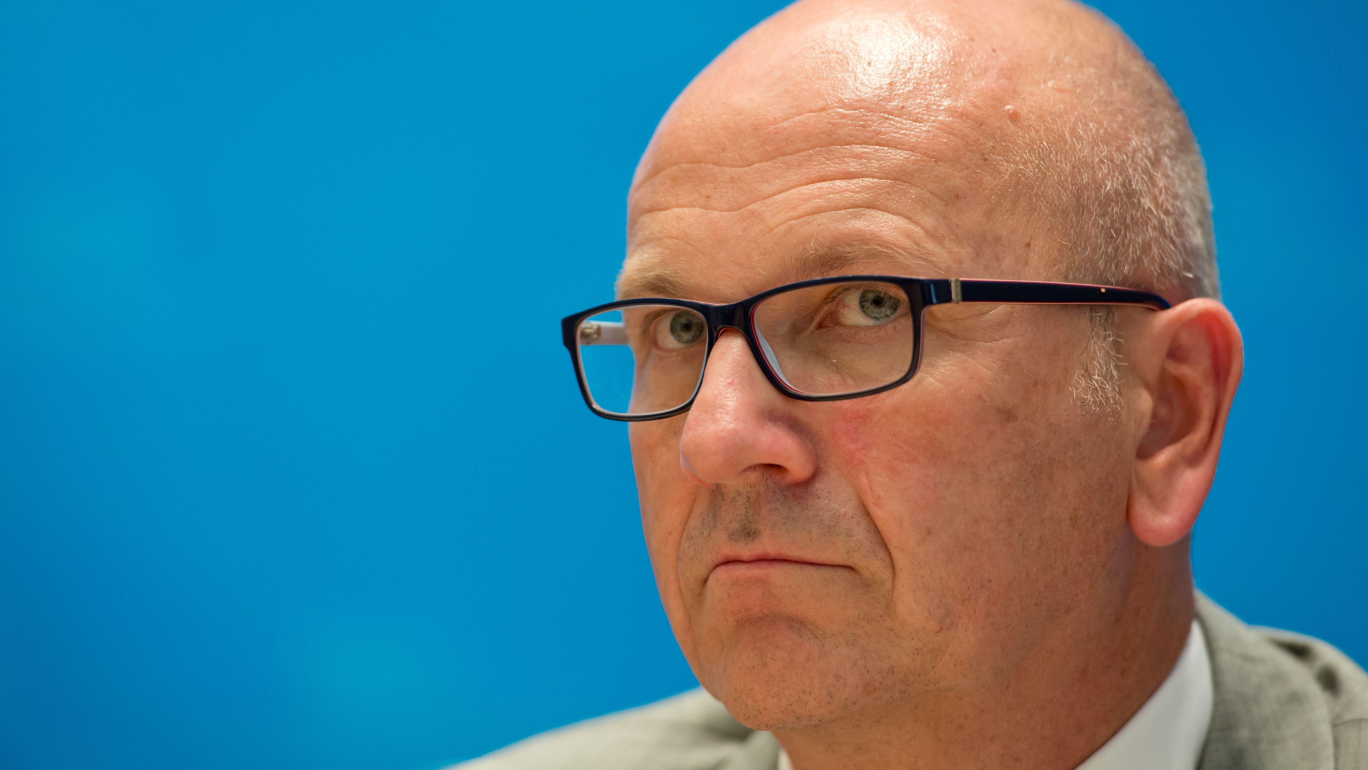 Uwe Brandl, der Präsident des Bayerischen Gemeindetags und des Deutschen Städte- und Gemeindebunds