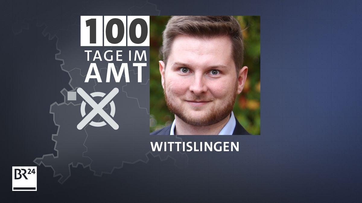 Thomas Reicherzer, Bürgermeister von Wittislingen