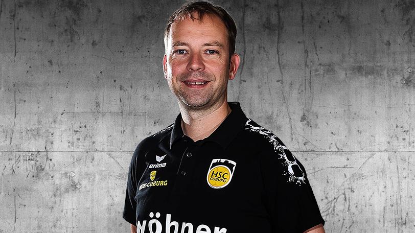 Der neue Geschäftsführer und langjährige Trainer des HSC Coburg, Jan Gorr.