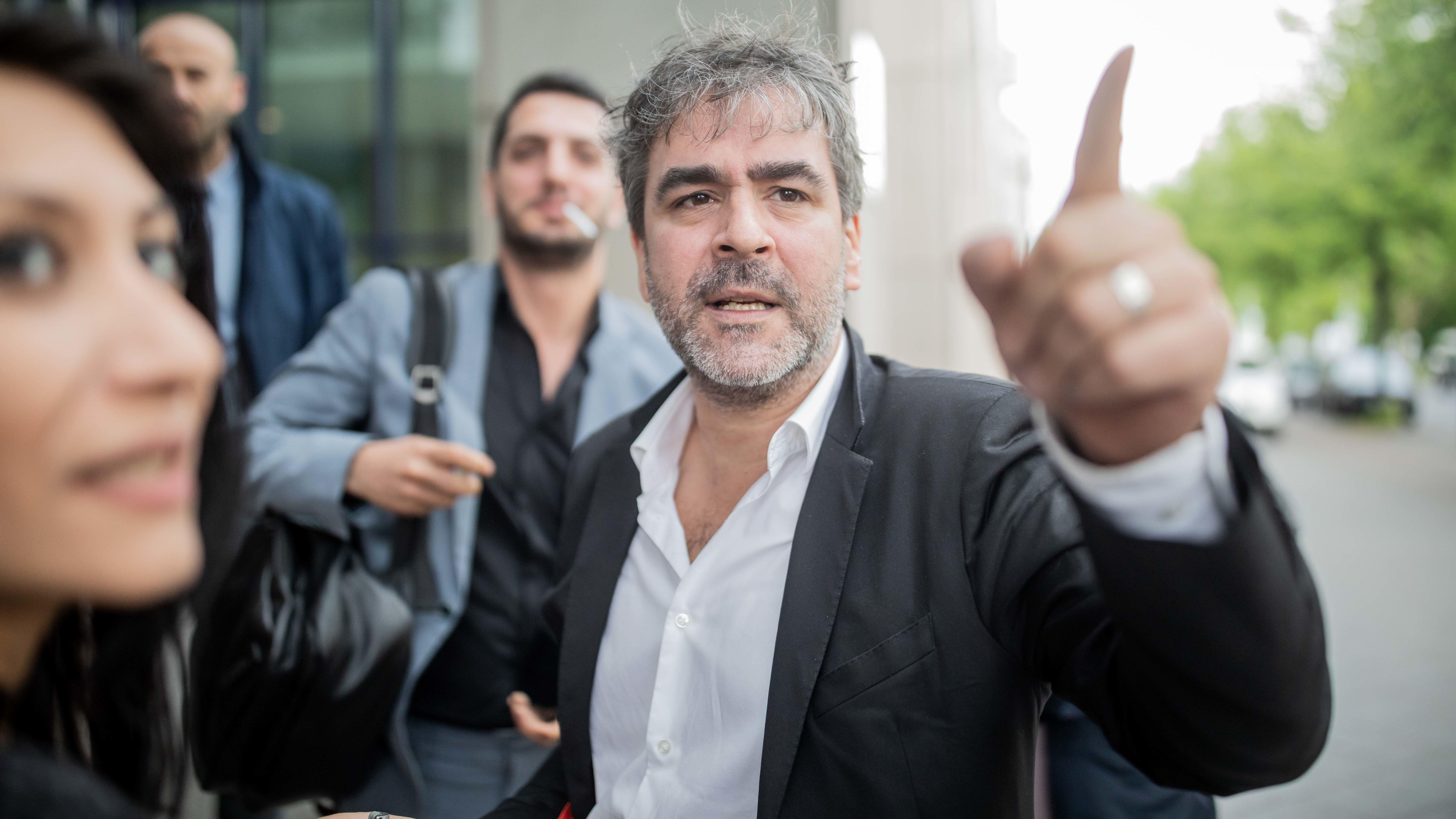 """Der """"Welt""""-Korrespondent Yücel ist nach eigenen Angaben während seiner einjährigen Haft in der Türkei gefoltert worden."""