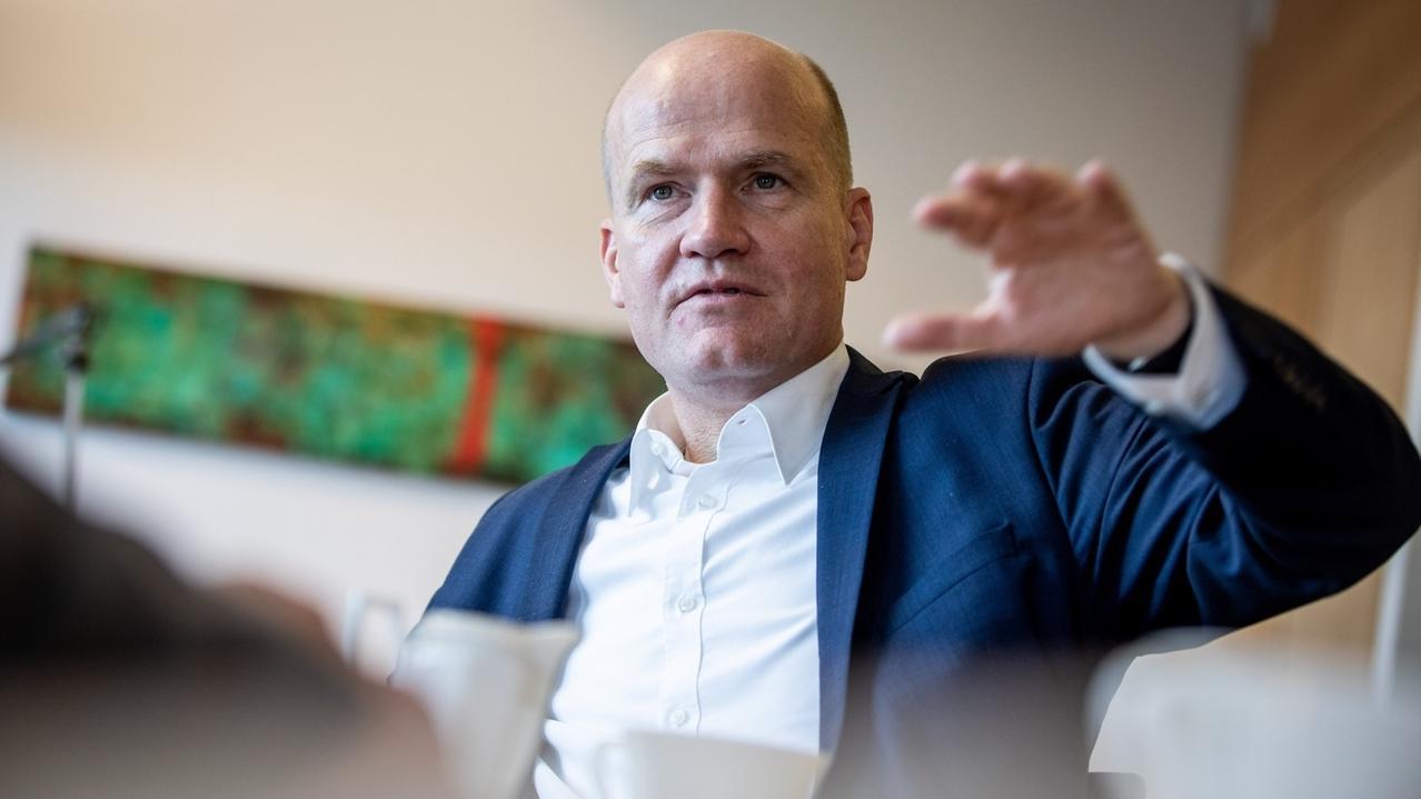Ralph Brinkhaus, Fraktionsführer der Bundestagsfraktion der CDU/CSU.