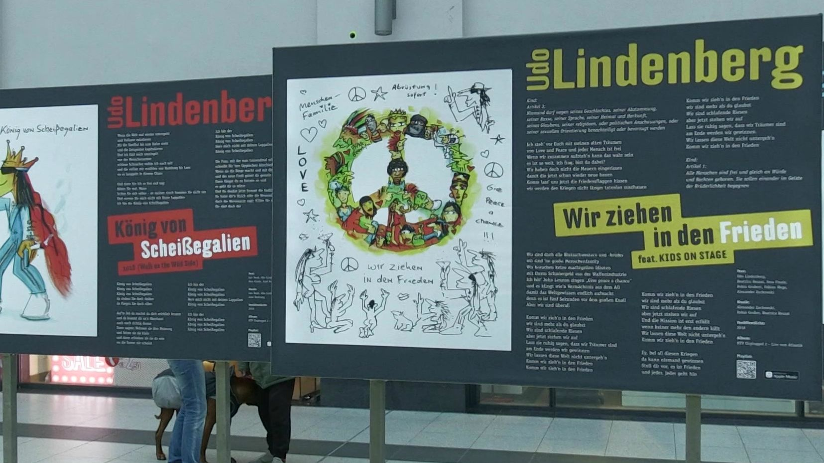 Lindenberg-Ausstellung in Nürnberg