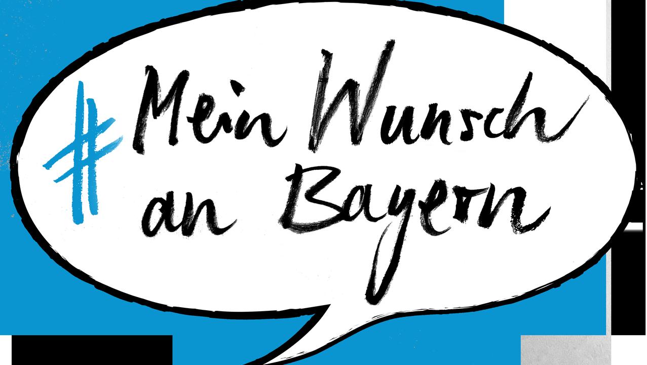 #MeinWunschAnBayern