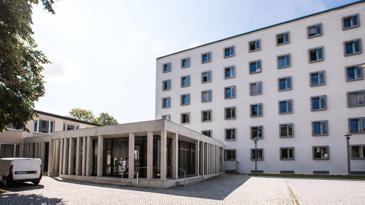 Gerichtsgebäude in Traunstein
