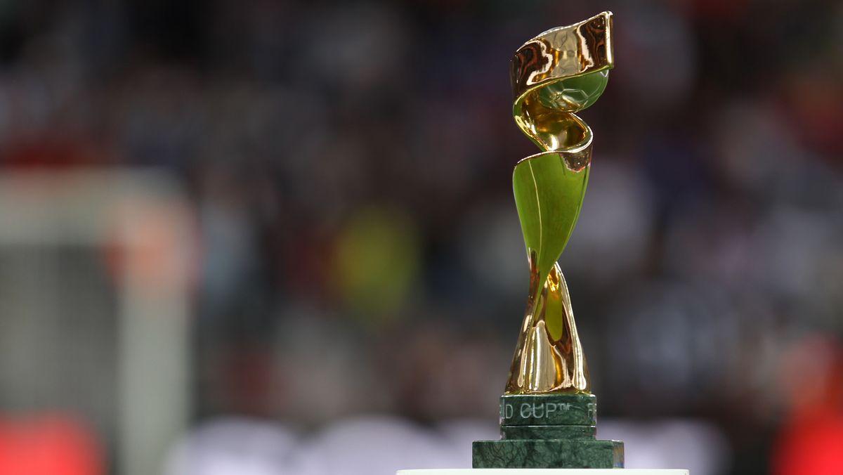 Der WM-Pokal der Frauen