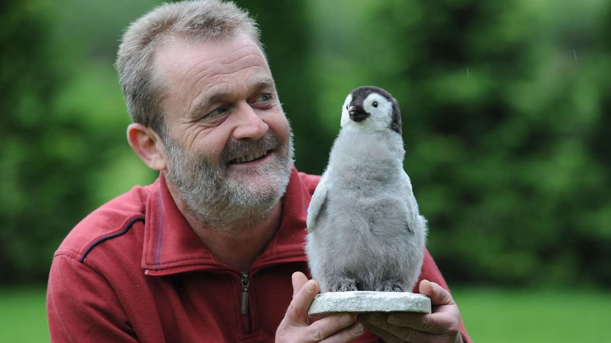 Pinguinforscher Klemens Pütz