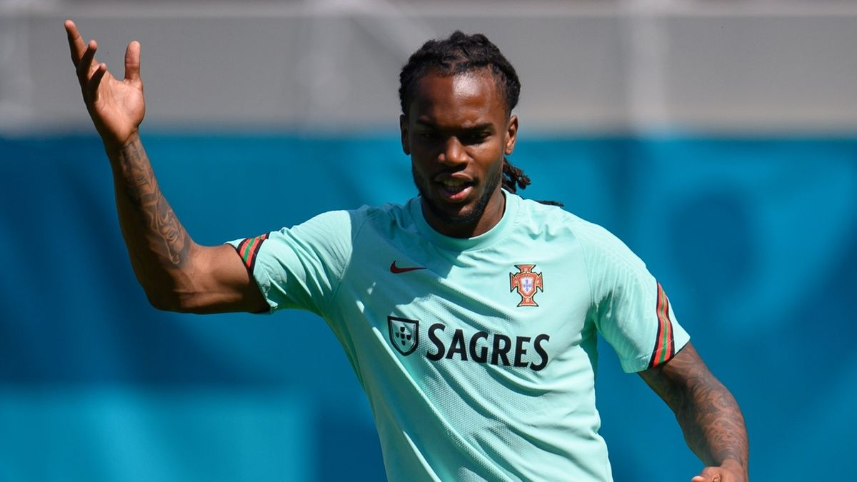 Fußball EM - Training Portugal