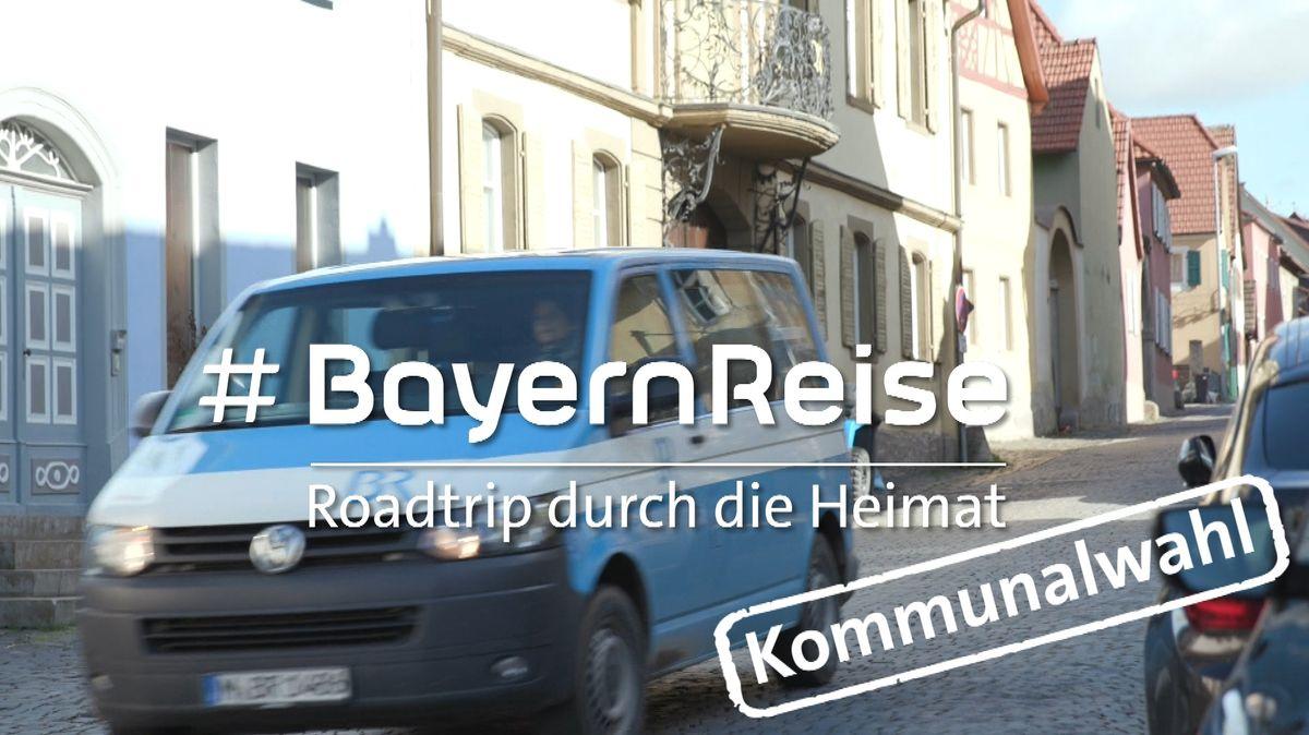 Bayernreise Unterfranken