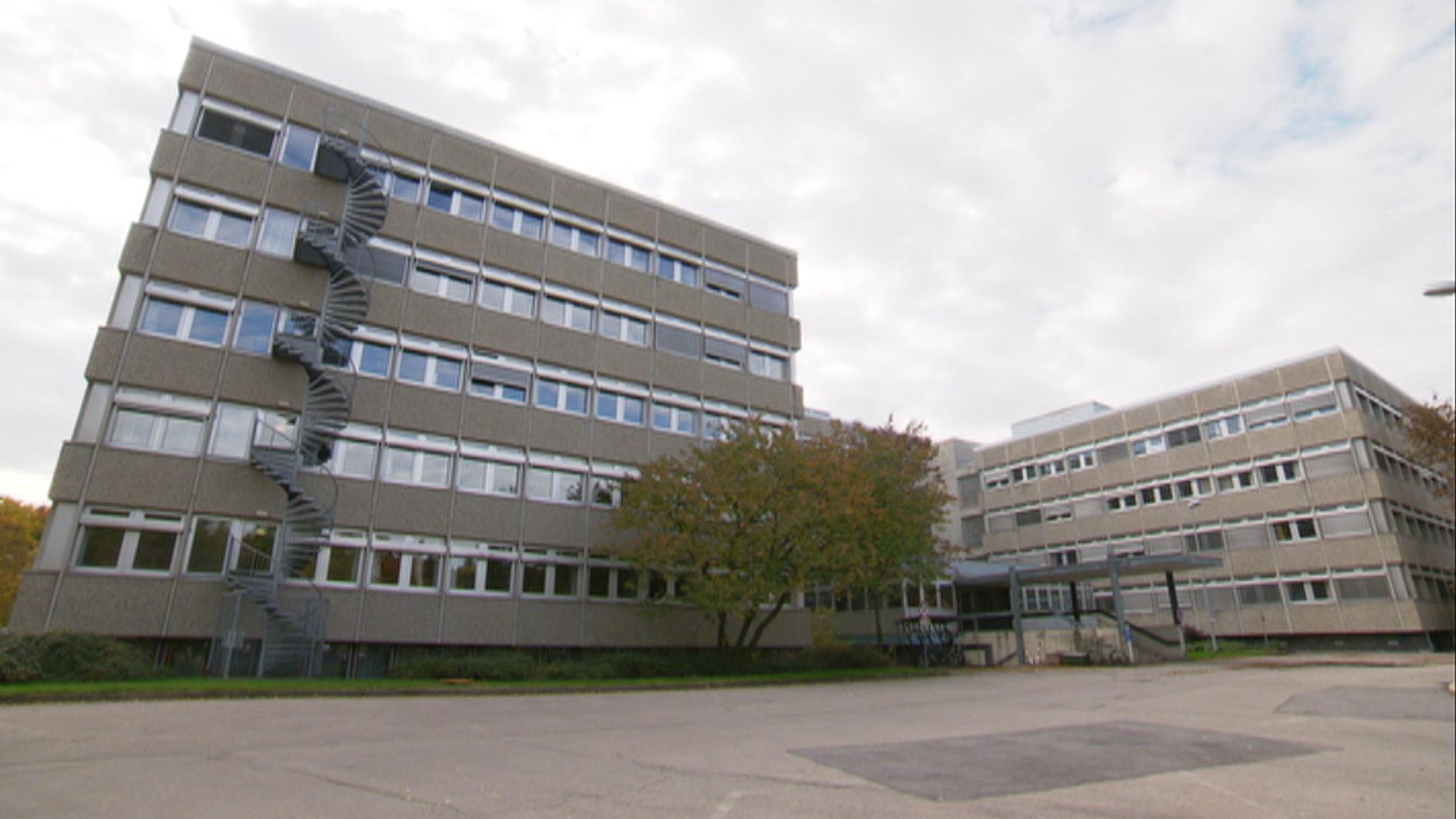 Gelände des BND in Pullach