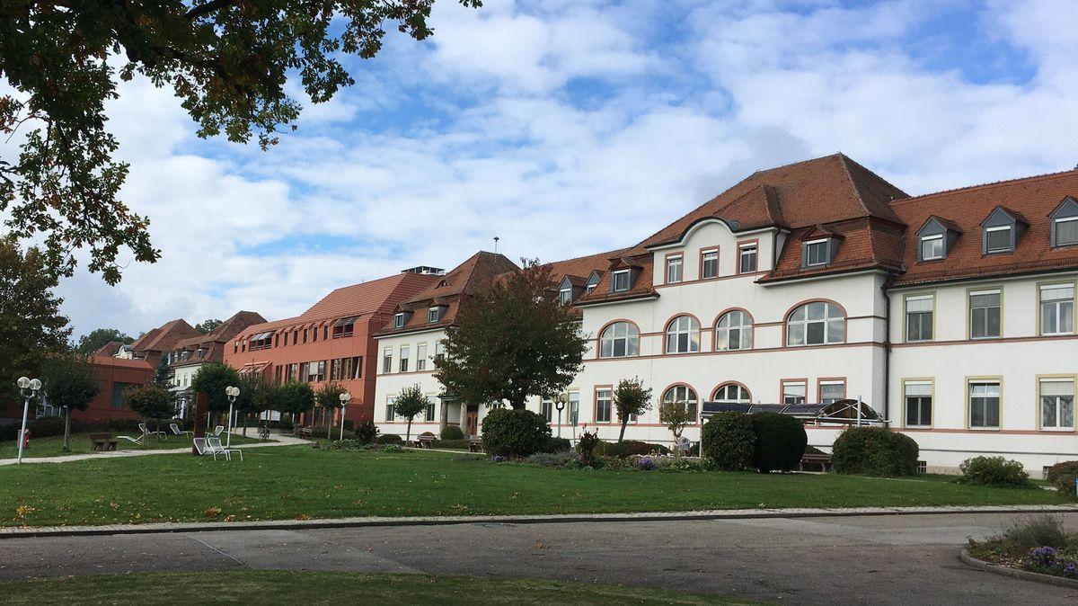 Die Rangauklinik in Ansbach