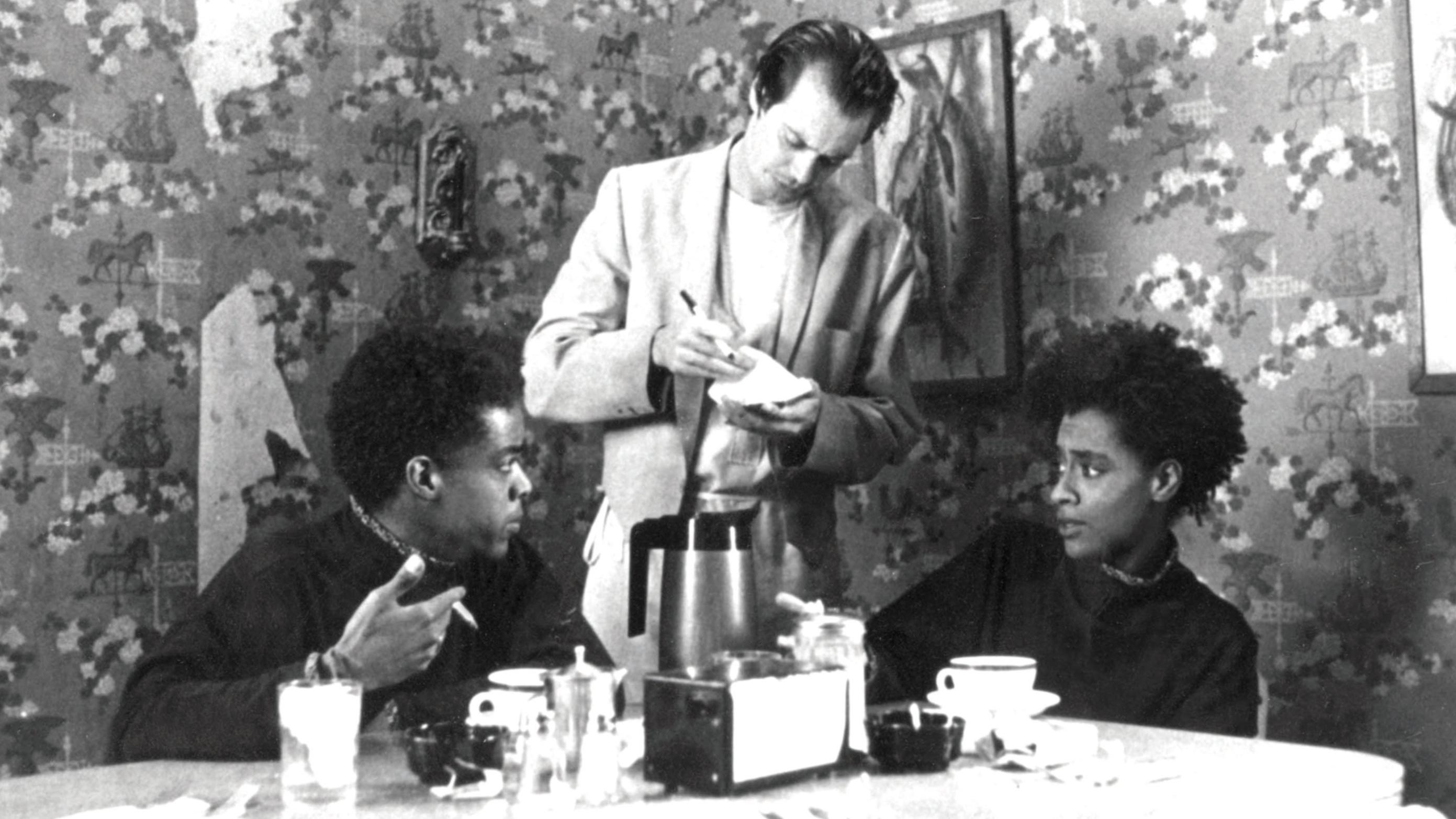 "Joie Lee, Cinqué Lee und Steve Buscemi spielen in ""Coffee and Cigarettes"""