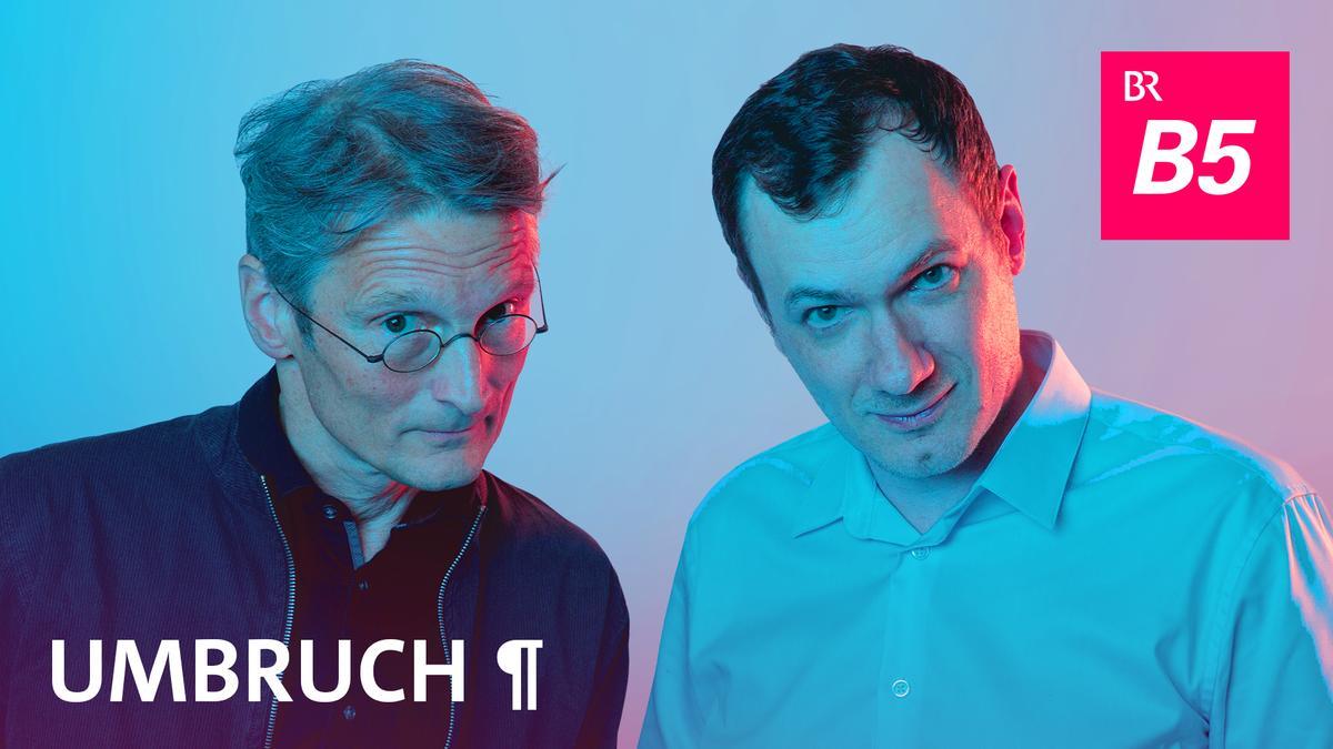 Die Hosts Christian Sachsinger und Christian Schiffer