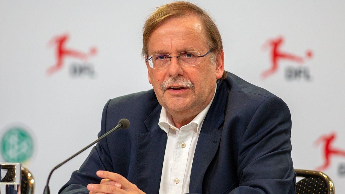 Rainer Koch, Präsident Bayerischer Fußballverband