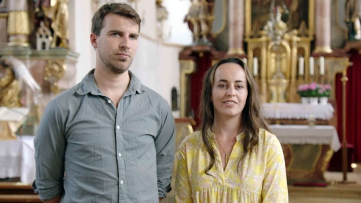 Möchten ökumenisch heiraten: Sarah und Korbinian