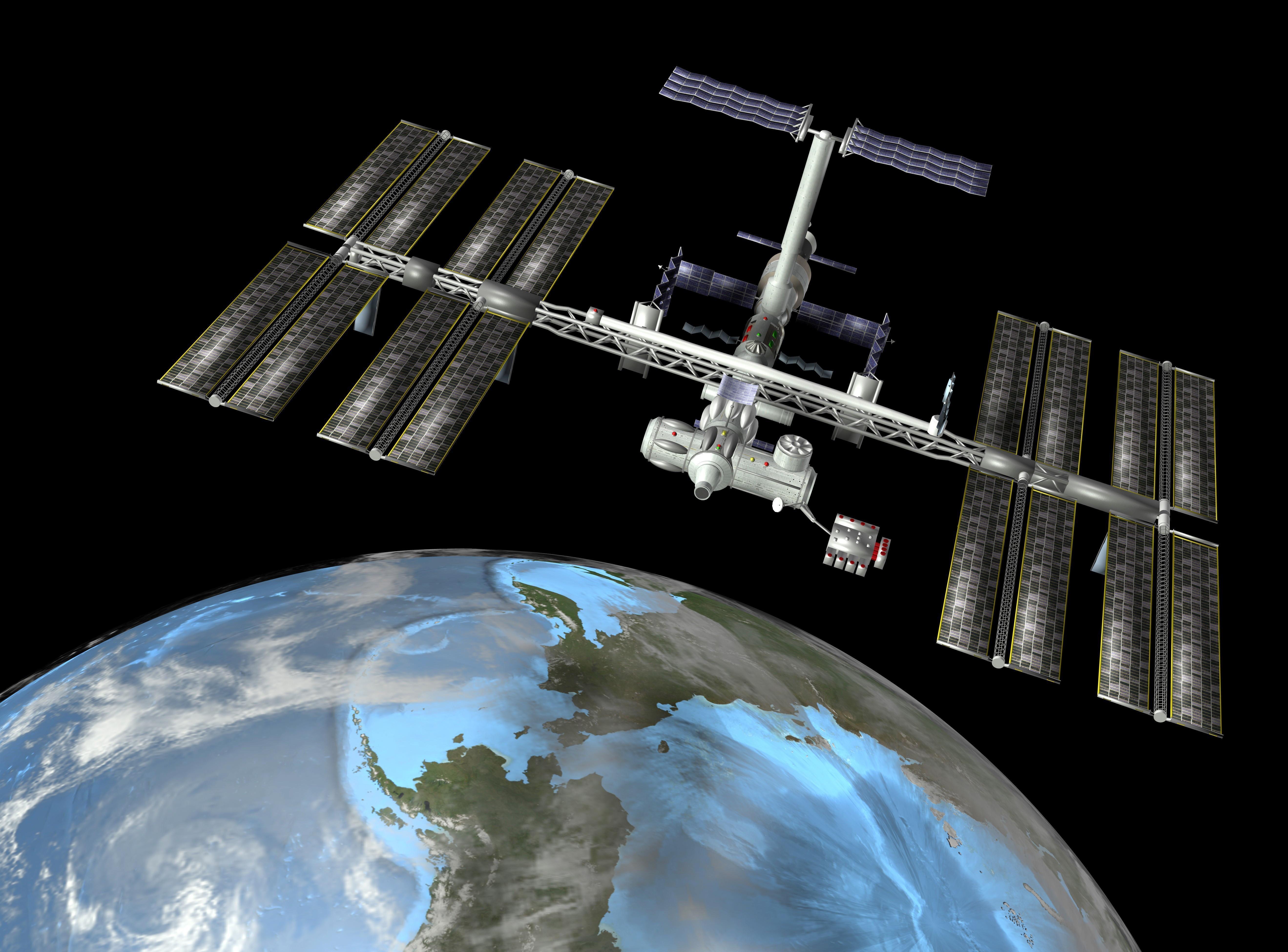 Astronautin begeht möglicherweise Straftat im All