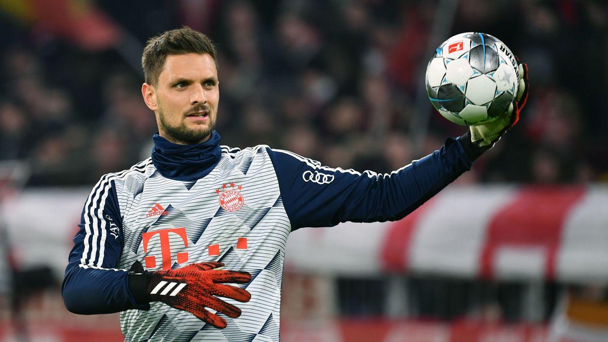 FC-Bayern-Ersatztorwart Sven Ulreich