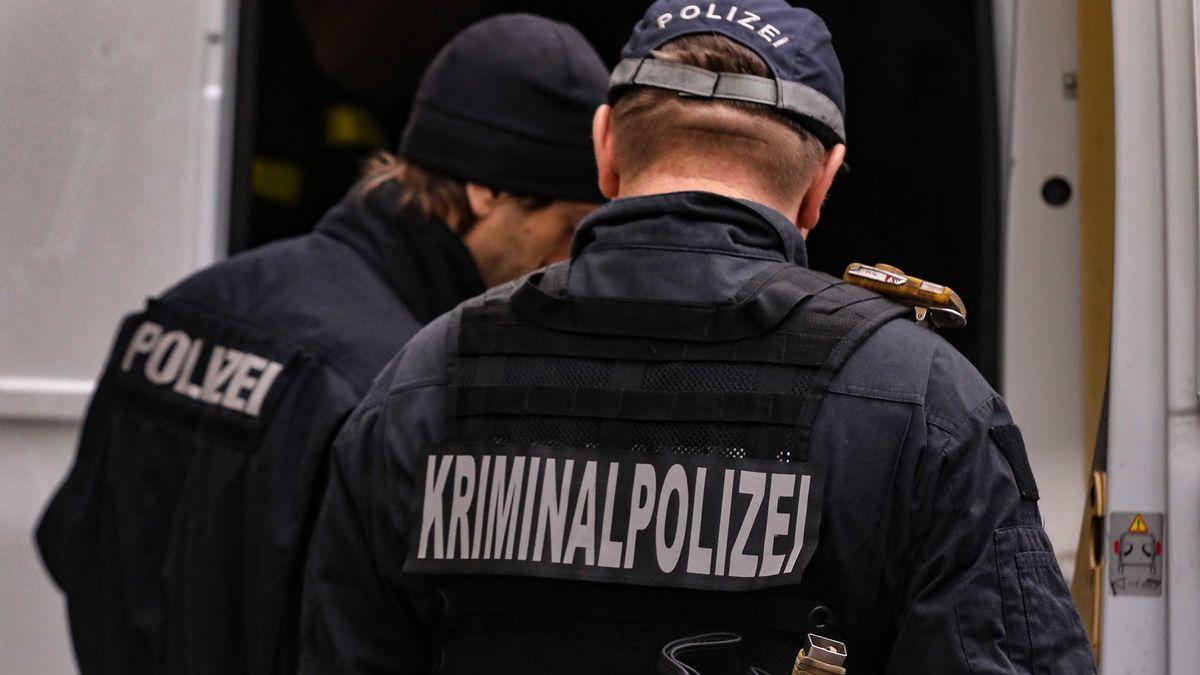 Beamte der Kriminalpolizei (Symbolbild)
