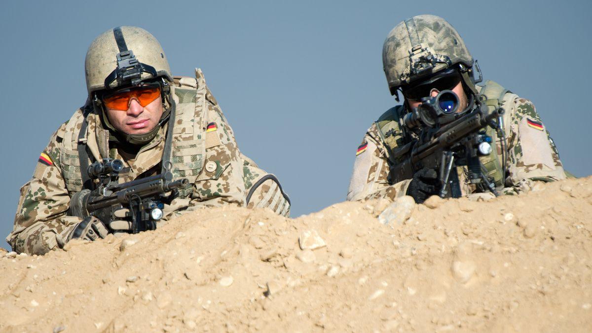 Bundeswehr-Soldaten in Afghanistan (Archivbild)