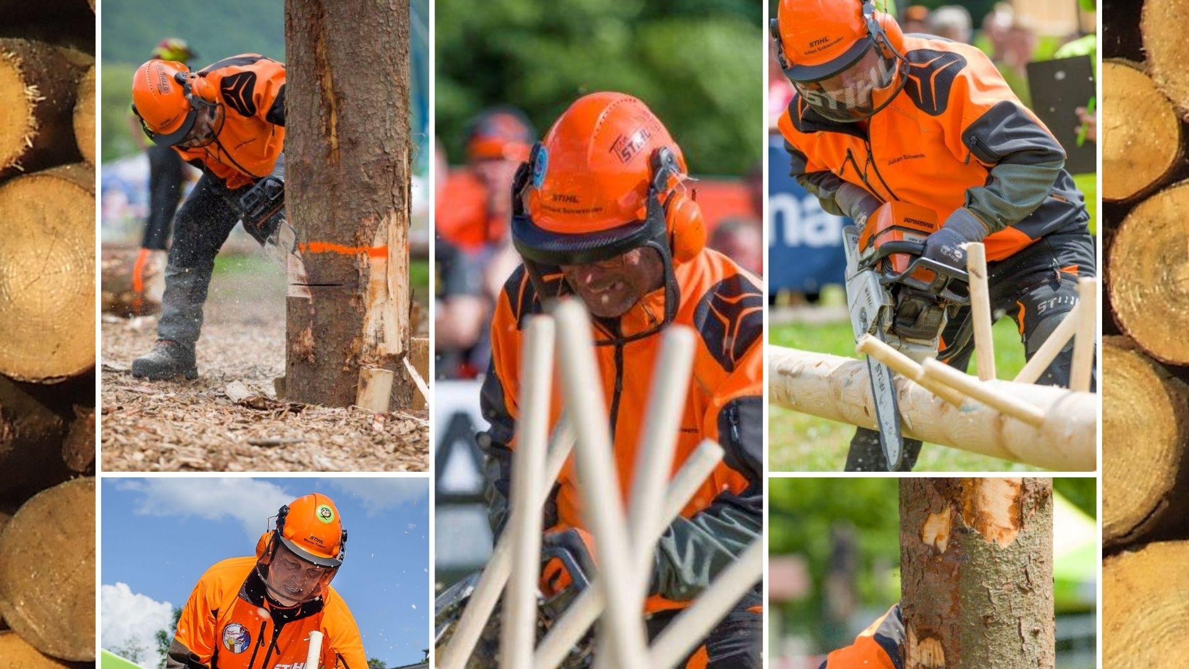 Waldarbeitermeisterschaft