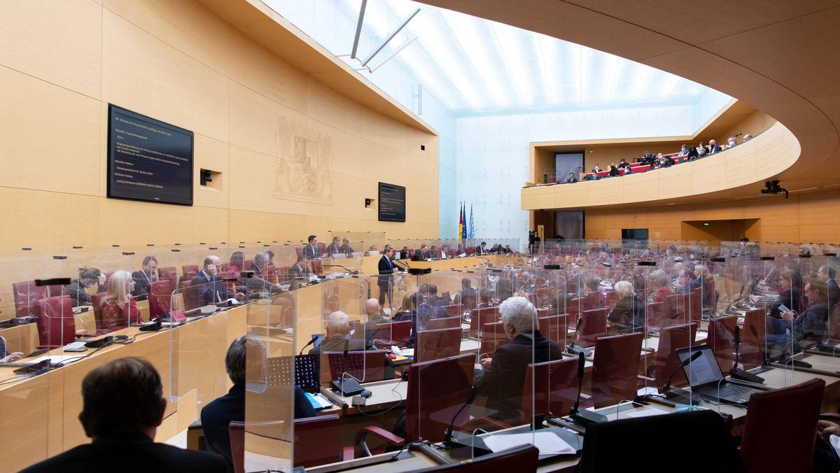 Landtagssondersitzung im Januar
