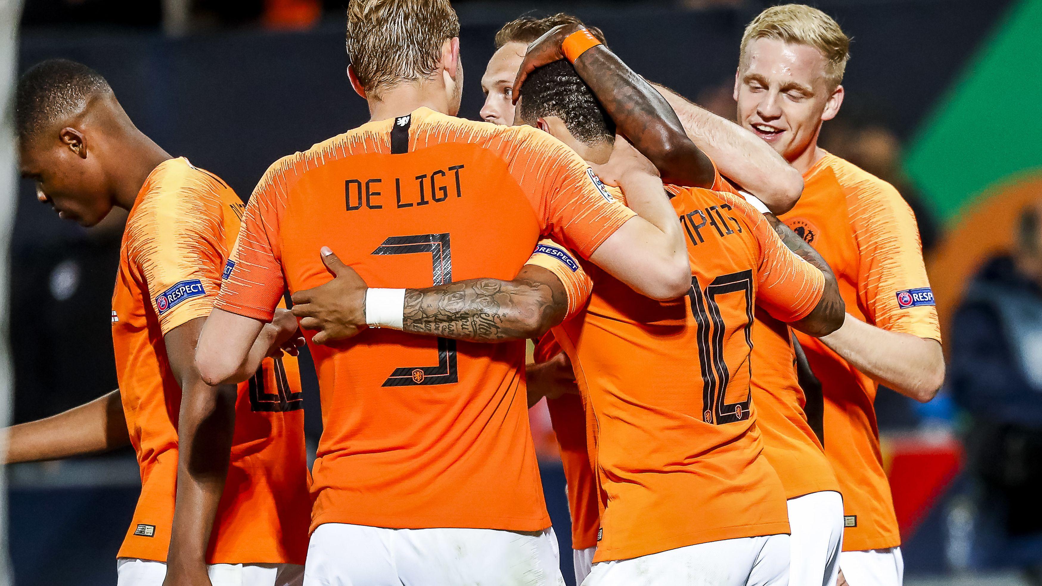 Die Niederlande treffen im Final der Nations League auf Gastgeber Portugal