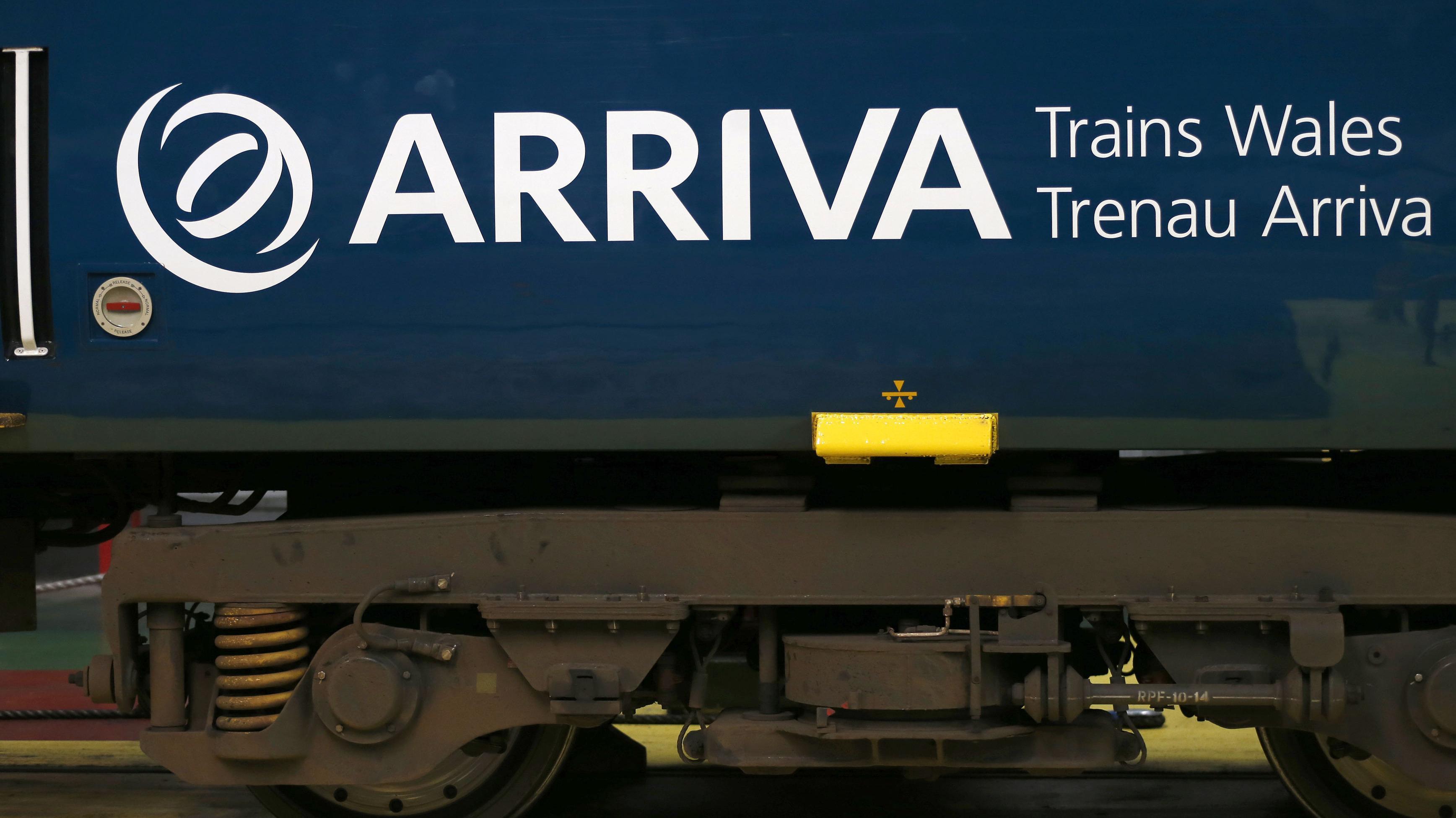 DB, Arriva, Verkauf v. Auslandsbeteiligungen