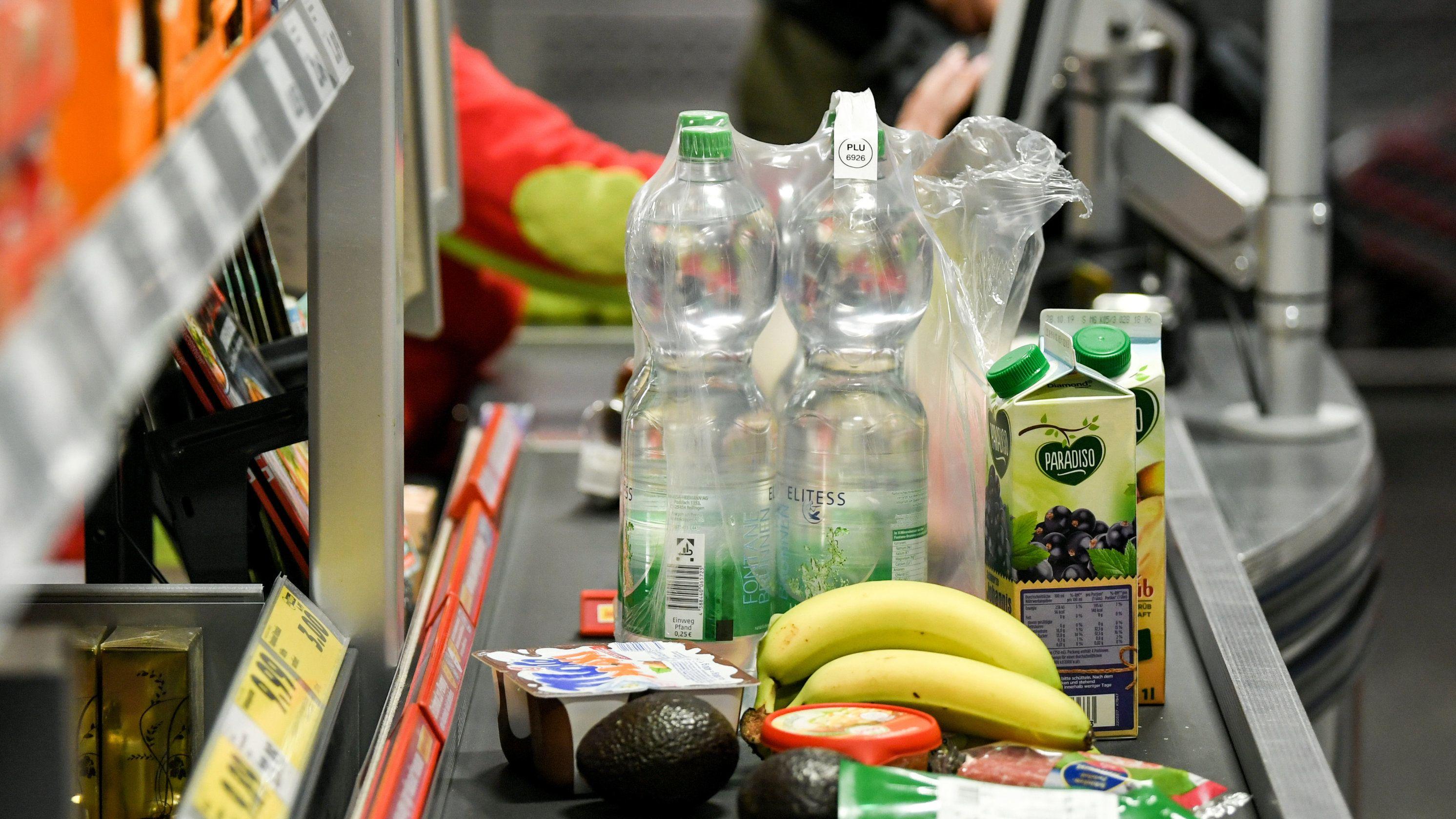 Inflation: Preisanstieg bei Nahrungsmitteln abgeschwächt