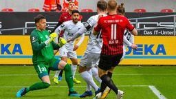 FC Ingolstadt - Meppen   Bild:picture-alliance/dpa