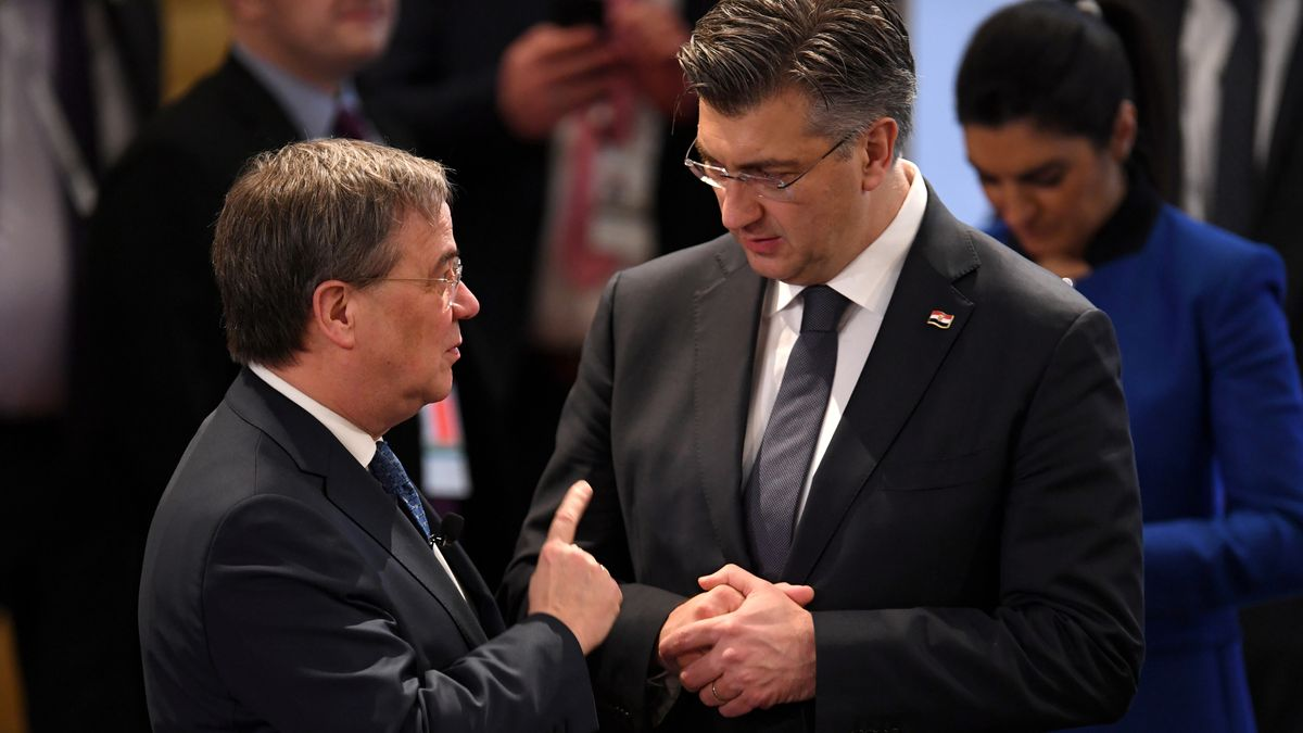 Laschet kritisiert Europapolitik der Bundesregierung