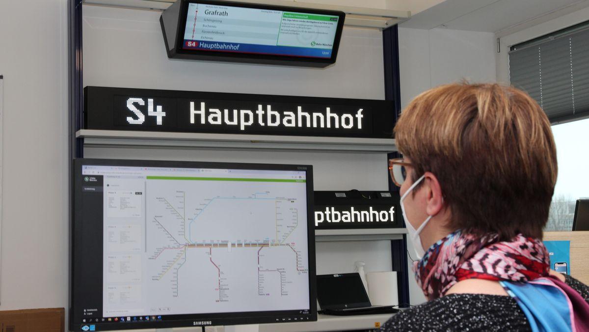 Fahrgastinfolabor am Ostbahnhof