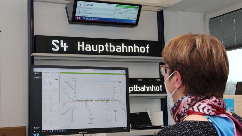 Fahrgastinfolabor am Ostbahnhof | Bild:Deutsche Bahn AG