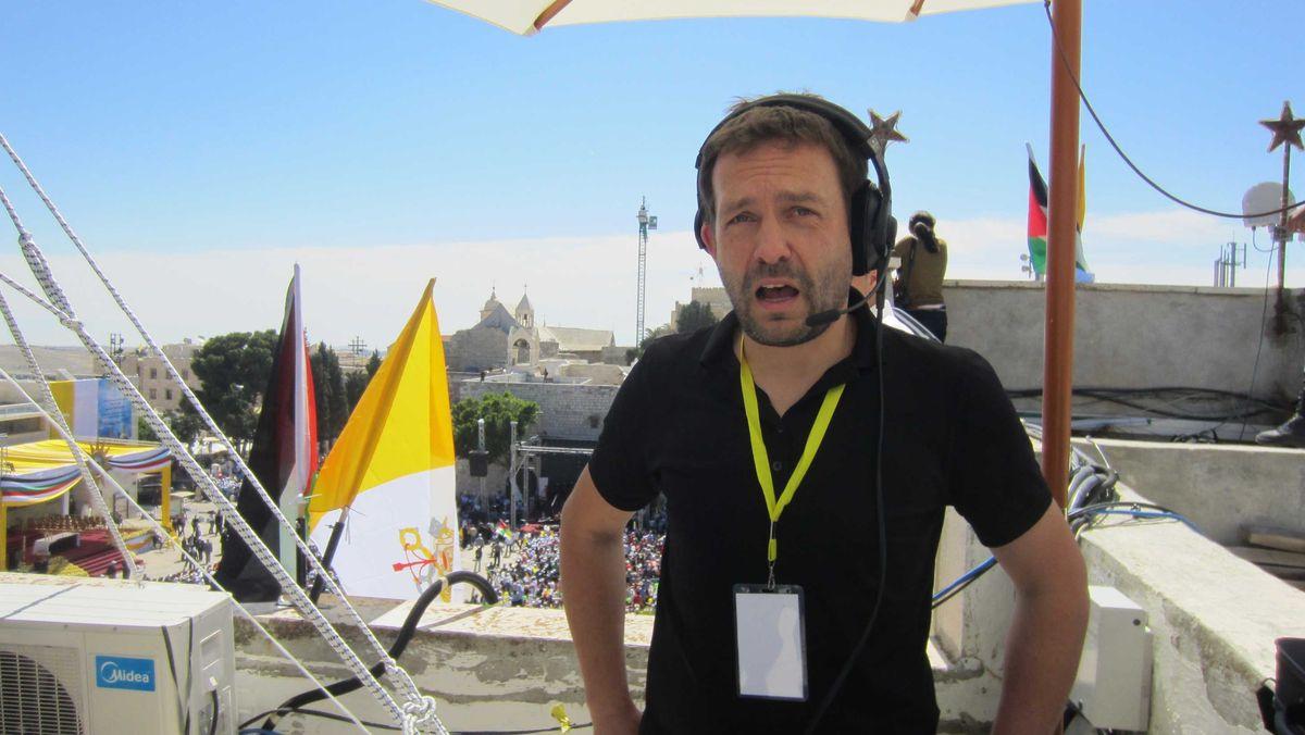Radiokorrespondent Christian Wagner