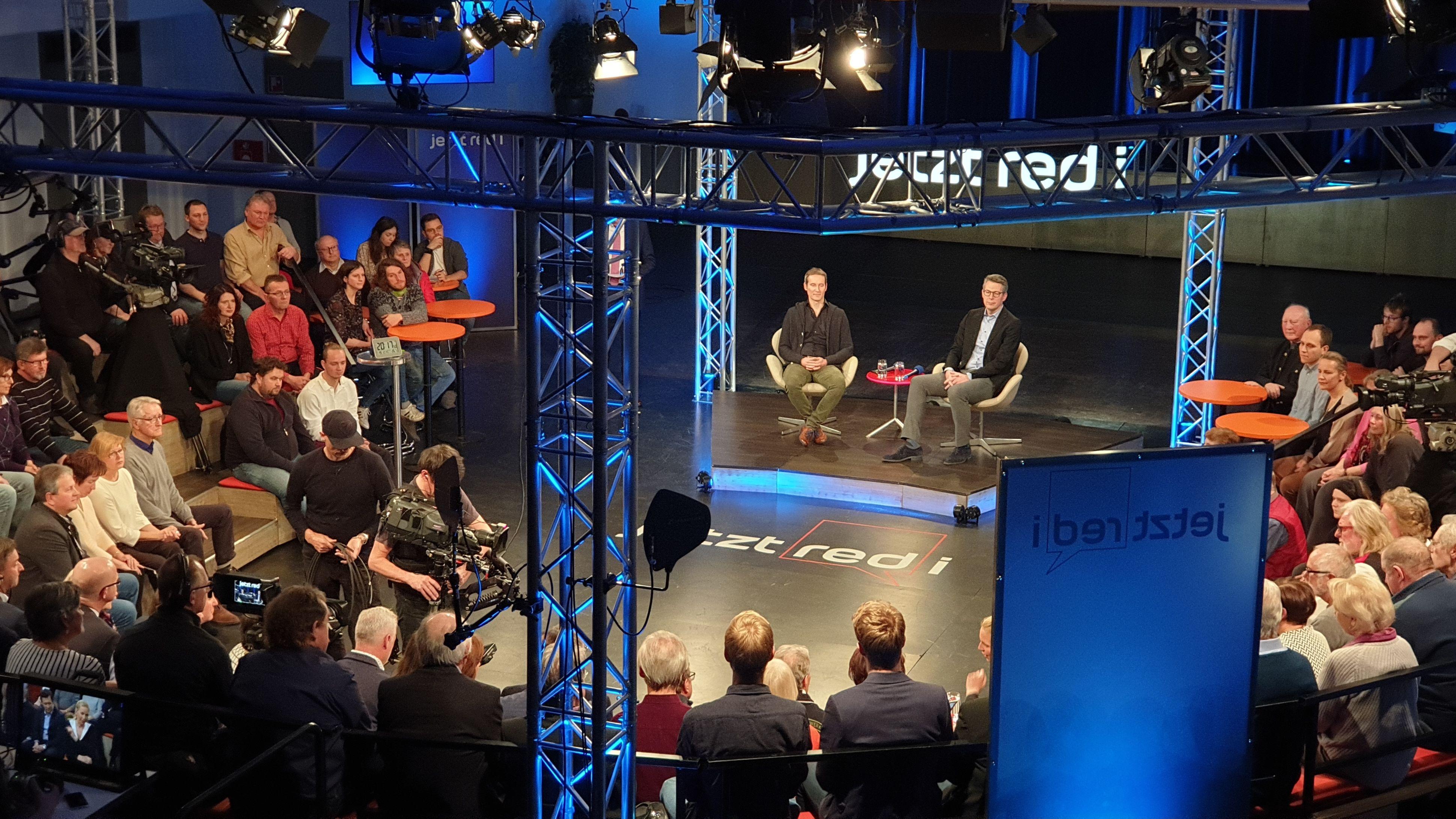 """Jetzti red i"" am 19.02.2020 aus Dingolfing"