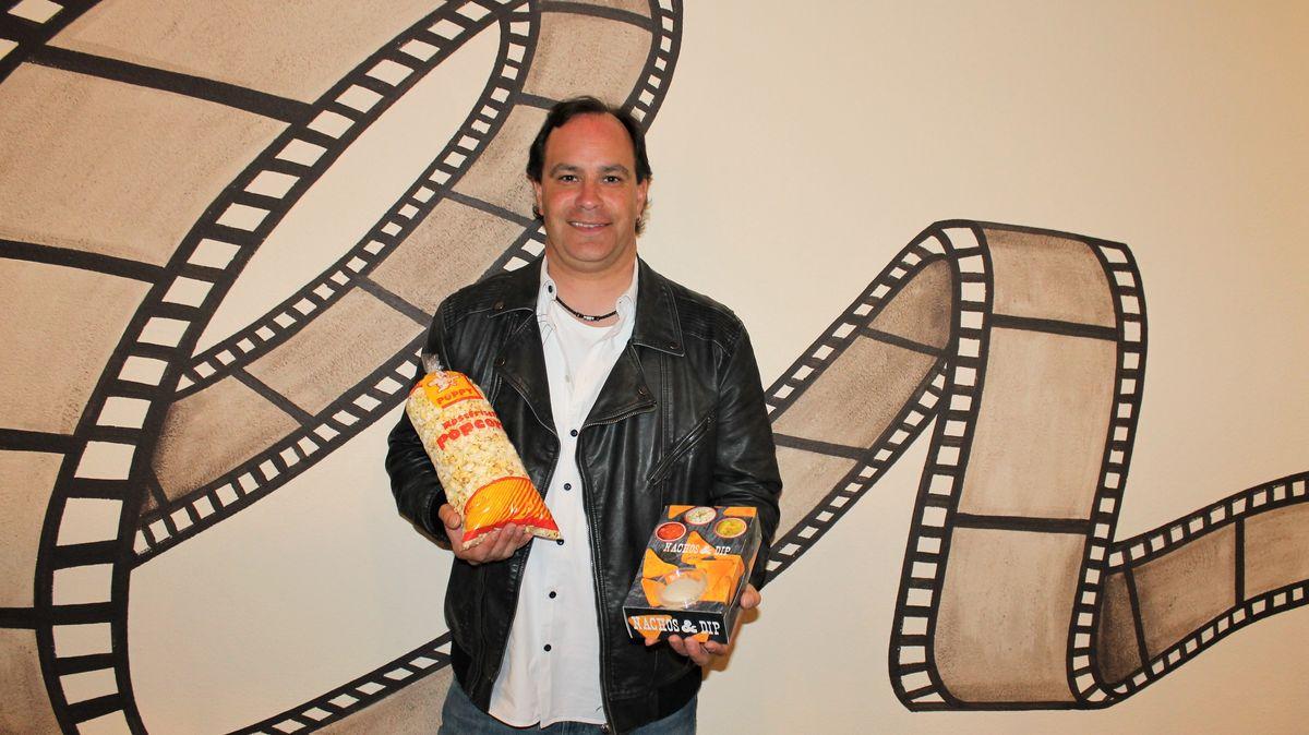 Kinobetreiber Jonathan Rosenwanger