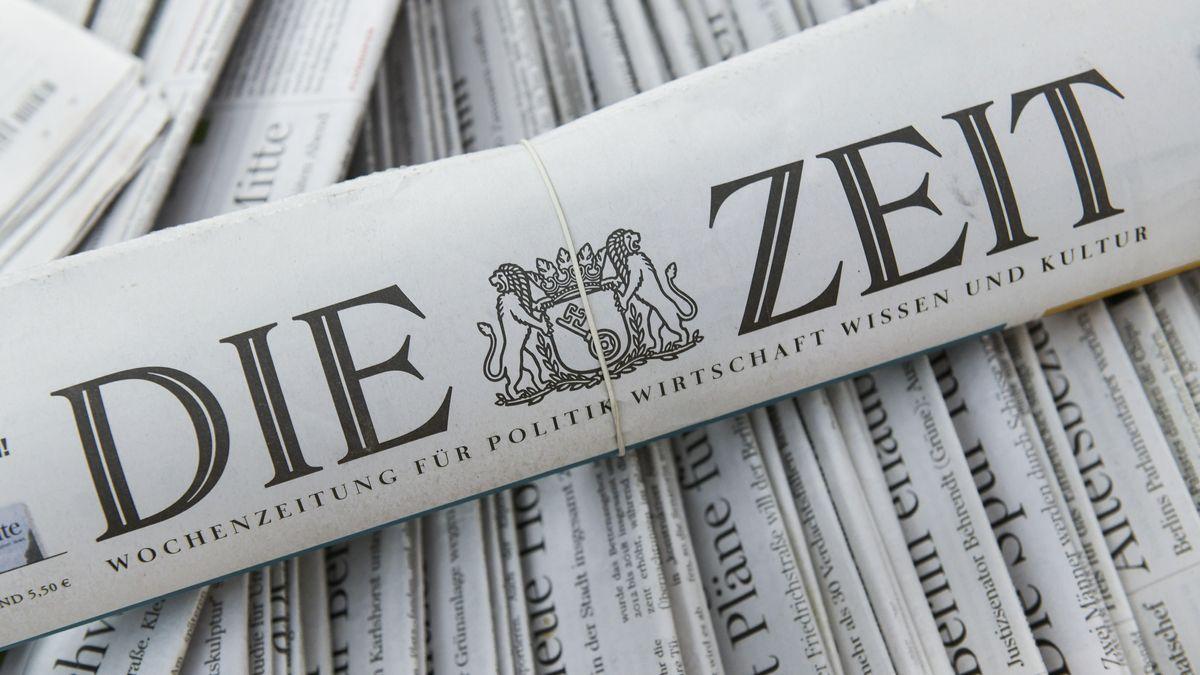 """Wochenzeitung """"Die Zeit"""""""