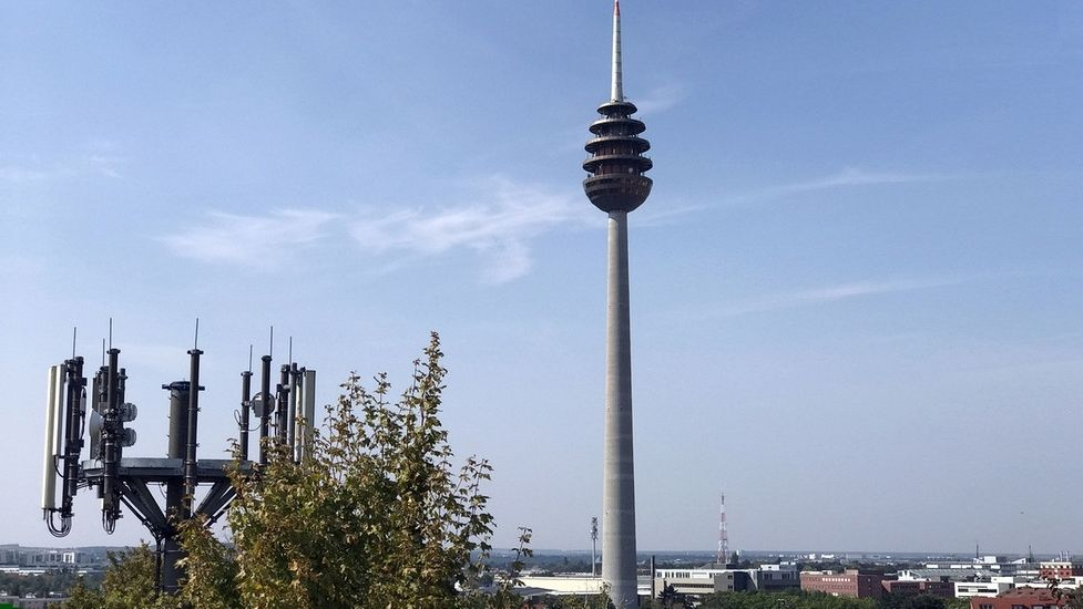 Fernsehturm in Nürnberg
