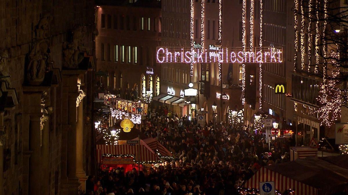 Nürnberger Christkindlesmarkt mit Hygienekonzept