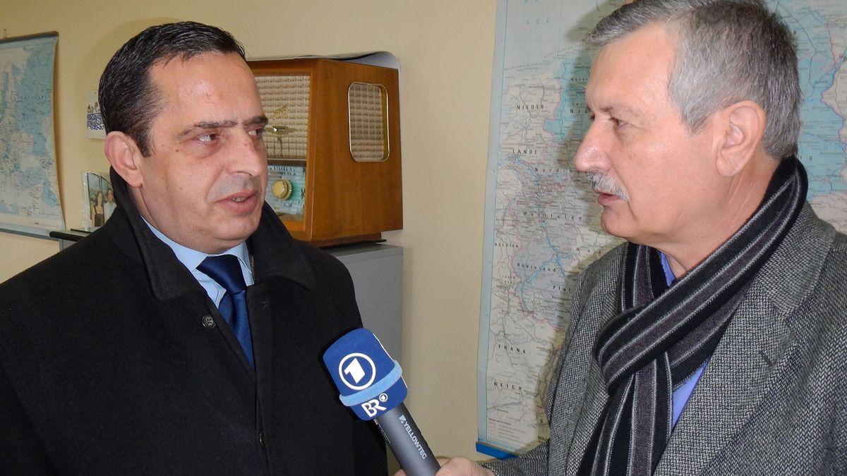 ASTRIT IBRO, freier Mitarbeiter in Albanien