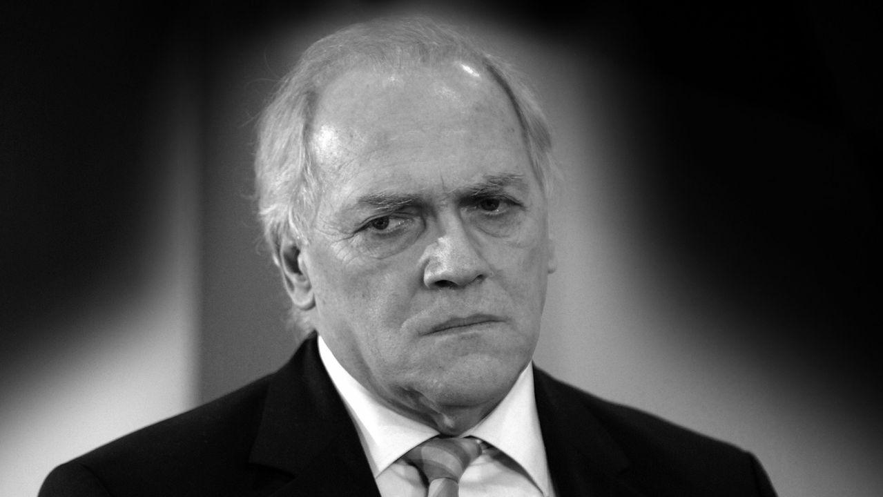 Trauer um Fritz Schösser