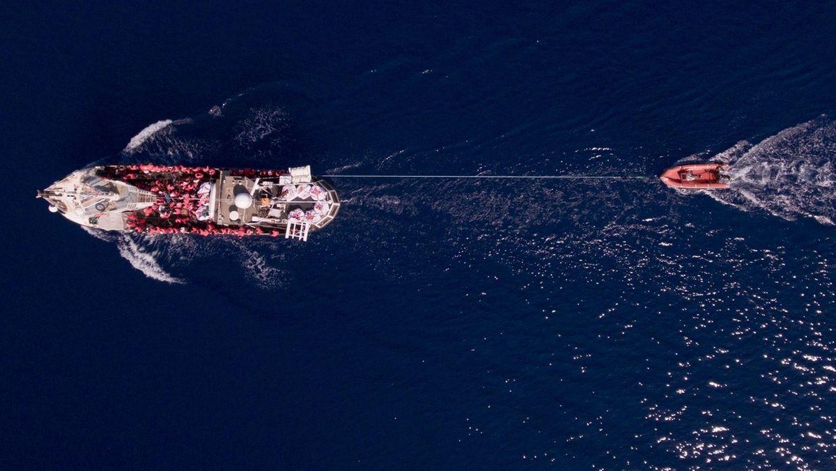 Rettungsschiff «Eleonore»